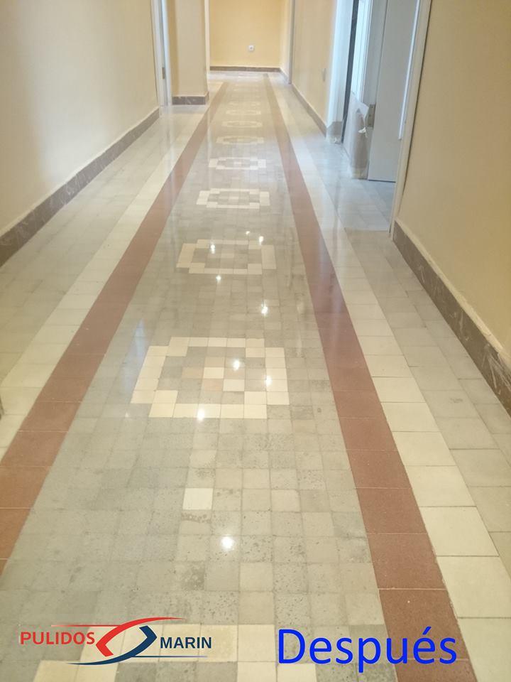 Como pulir el suelo awesome suelo de cemento alisado color pizarra with como pulir el suelo - Pulir el suelo ...